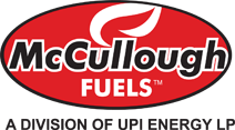 logo for mccullough fuels