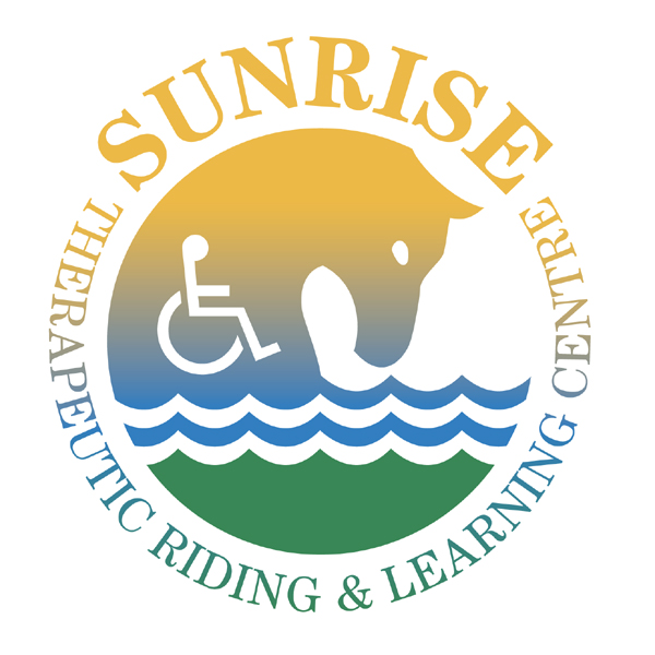 logo for sunrise therapeutic riding and learning centre